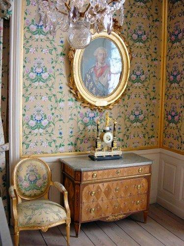 Inside Gripsholm Castle